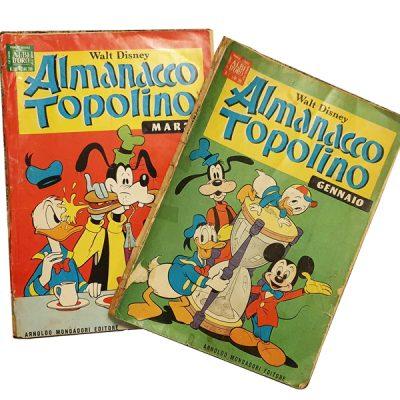 Italiaanse sprookjes- en stripfiguren
