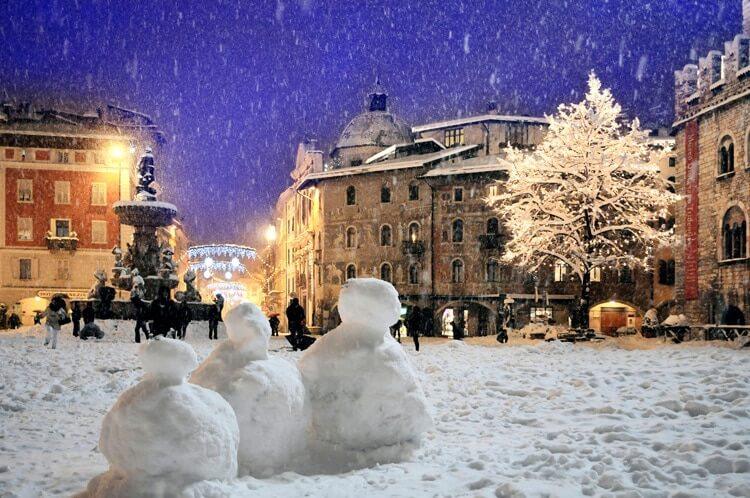 Trento Piazza Duomo, foto Romano Magrone