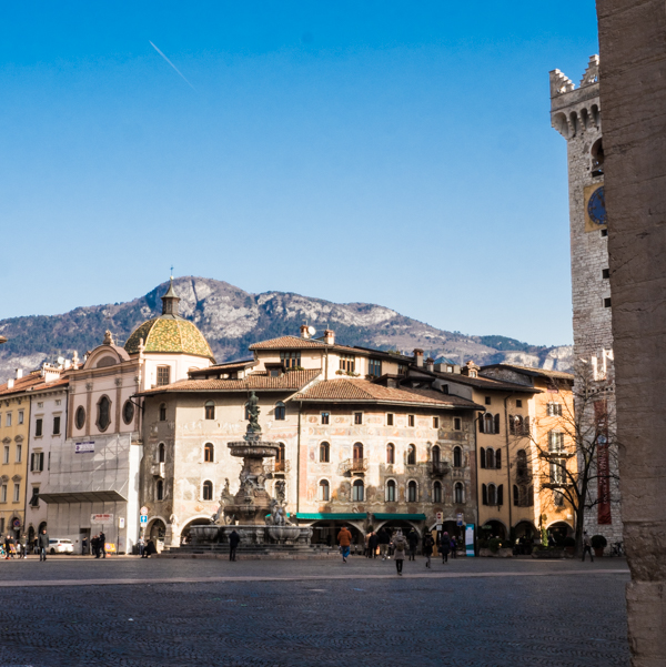 Citytrip Trento