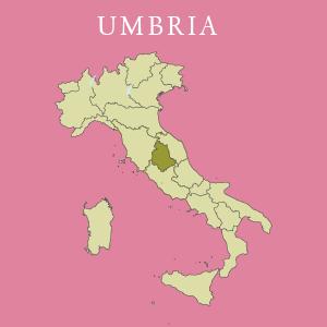 Stortbui in Umbria
