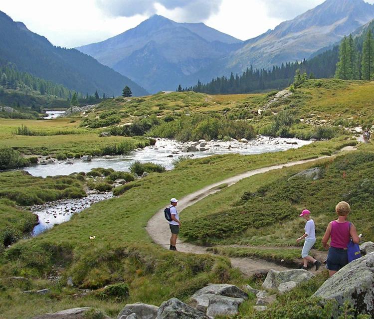 Val di Daone, op 30 km ten noorden van Lago d'Idro