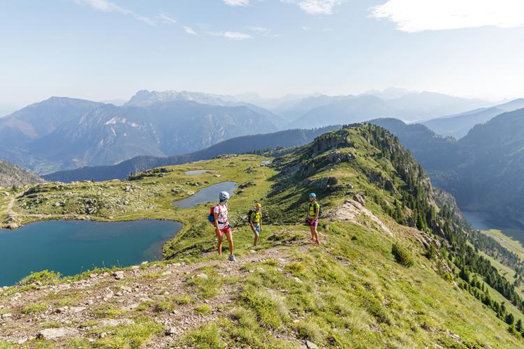 Val di Fiemme - bergwandelen in Trentino