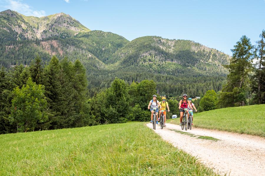 Val di Fiemme - fietsen en mountainbiken in Trentino