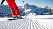 De tien mooiste skigebieden van Italie