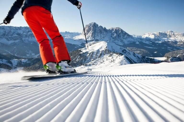 Skiën in Valgardena © Alex Filz