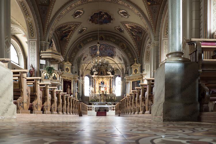 Kerk van S. Cristina, Val Gardena