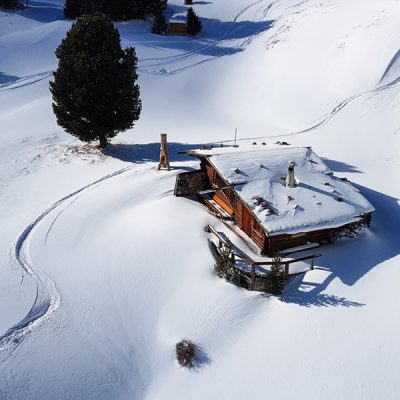 Alto Adige - Zuid Tirol - Fotoverslag Val Gardena van Claudia Zanin