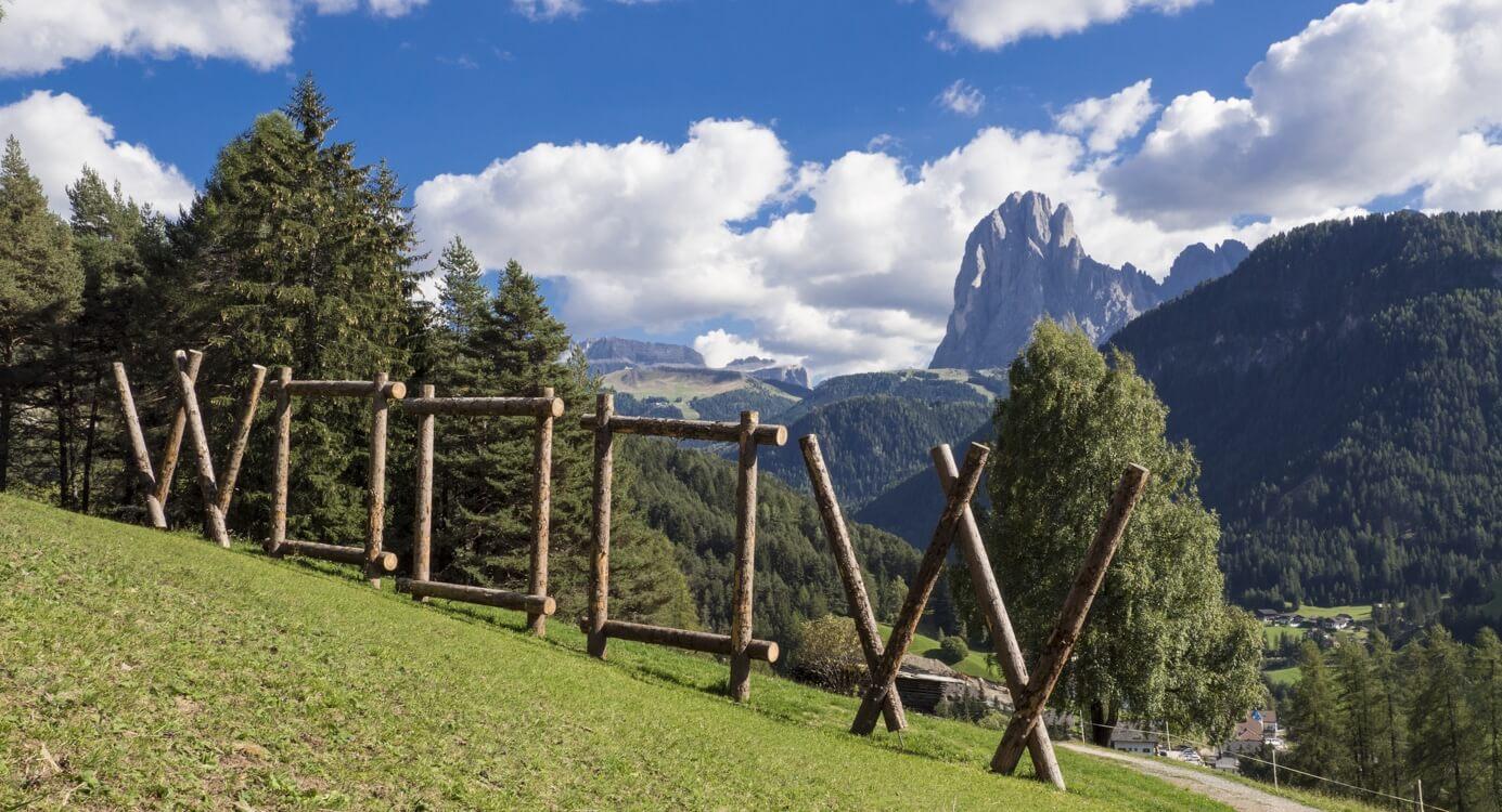 Val Gardena - genieten van de Dolomieten © Claudia Zanin