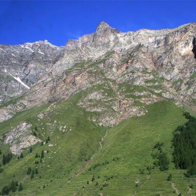 Waar wandelen in Italië - Wandelgebieden