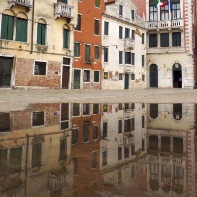 Hoog water in Venetië - wat te doen