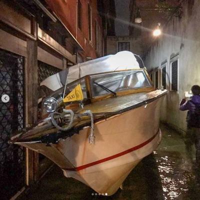 Slecht weer in grote delen van Italië
