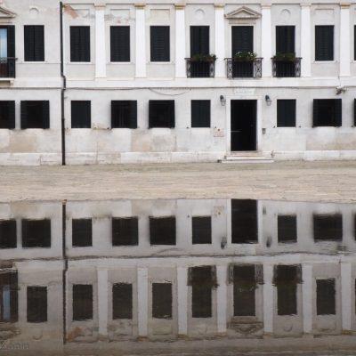 Waterkering Mose behoedt Venetië voor overstroming