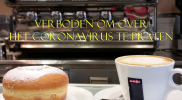 Romeinse bar stelt coronaspreekverbod in