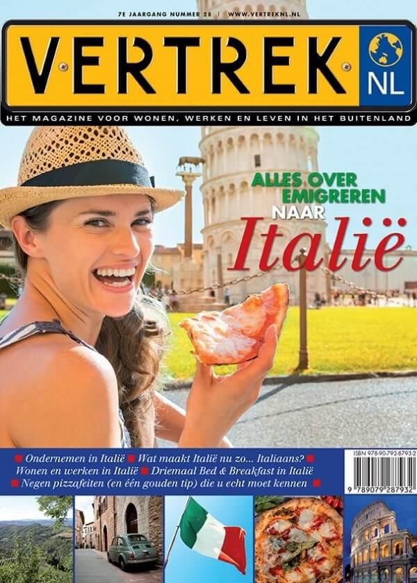 Italie special VertrekNL - uitverkoopexemplaar
