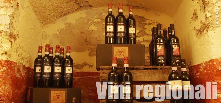 vini regionali italiani, Italiaanse wijn