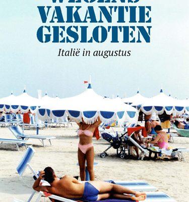 Win het boek 'Wegens vakantie gesloten'