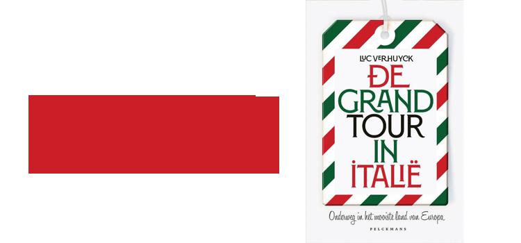 Win Reisgids De Grand Tour in Italie