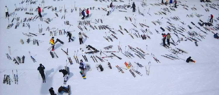 wintersport taal © Foto Claudia Zanin