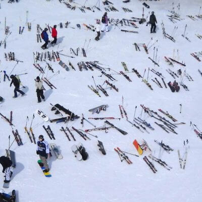 Italiaans onderweg: wintersport