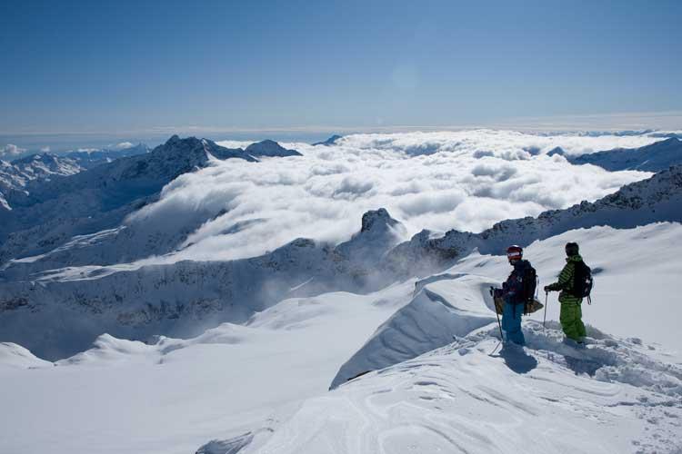 wintersport Alagna Piemonte © Foto Adam Clark