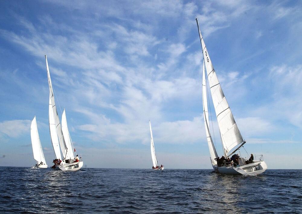 Zeilen op zee © Clickboat