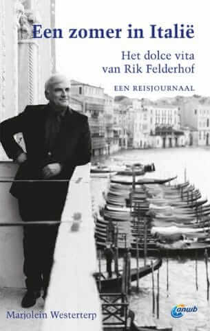 Boek 'Een zomer in Italie' - Rik Felderhof en Marjolein Westerterp