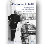 gesigneerd exemplaar Zomer in Italie van Rik Felderhof