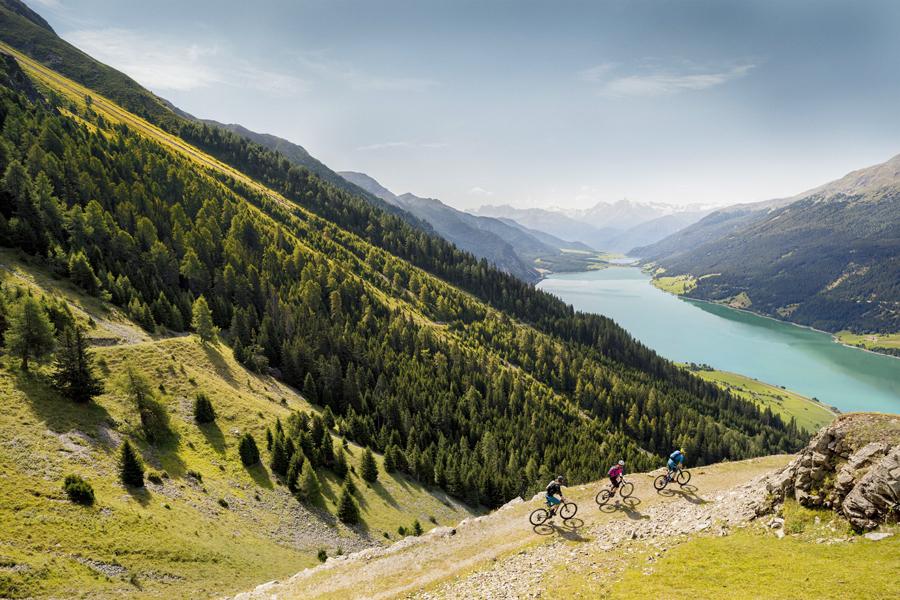 Zuid TIrol Fietsen © IDM Süd Tirol