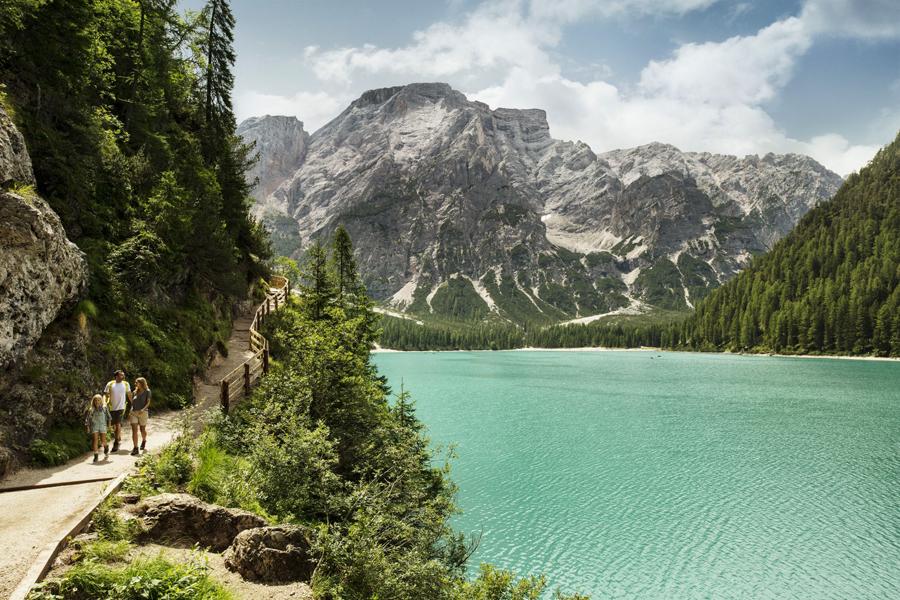 Zuid Tirol - genieten met gezin © IDM Süd Tirol